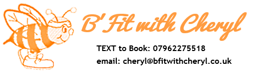 B'Fit with Cheryl logo